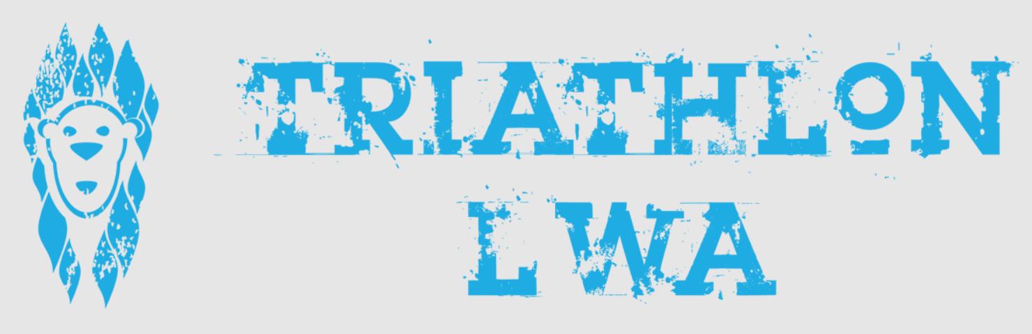 Logo Zawodów Triathlon Lwa 2021