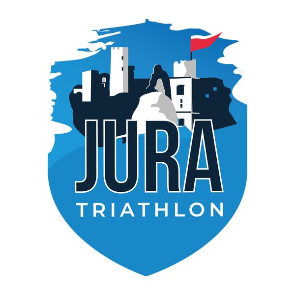 Logo Zawodów Jura Triathlon 2021