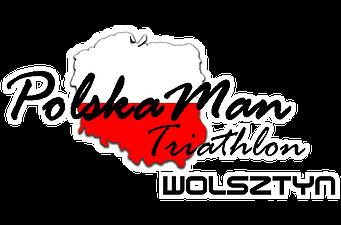 Logo Zawodów PolskaMan Triathlon 2022