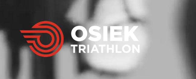 Logo Zawodów Triathlon Osiek 2022