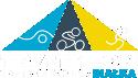 Logo Zawodów Białka Triathlon 2017