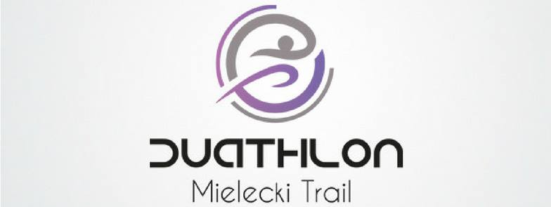 Logo Zawodów 2. Mielecki Trail Duathlon 2018