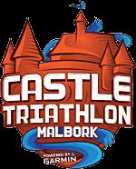 Logo Zawodów Castle Triathlon Malbork 2019 im. Bartosza Kubickiego