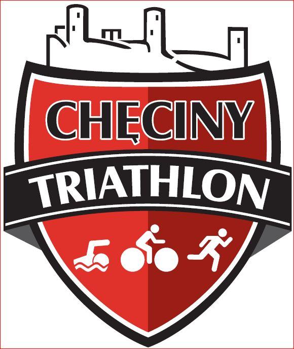 Logo Zawodów Chęciny Triathlon 2019