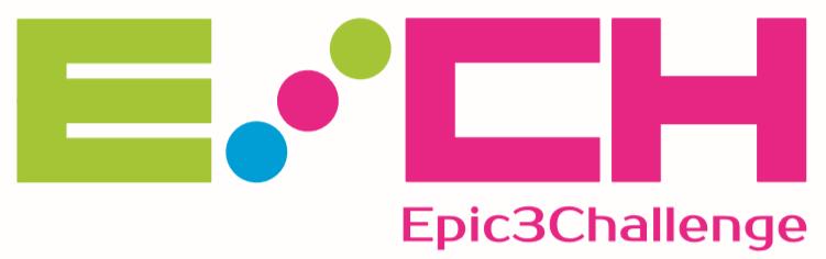 Logo Zawodów Epic3Challenge 2019