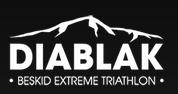 Logo Zawodów Diablak Beskid Extreme Triathlon 2019