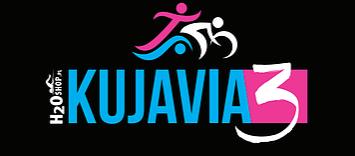 Logo Zawodów Więcbork Triathlon Kujavia 2019