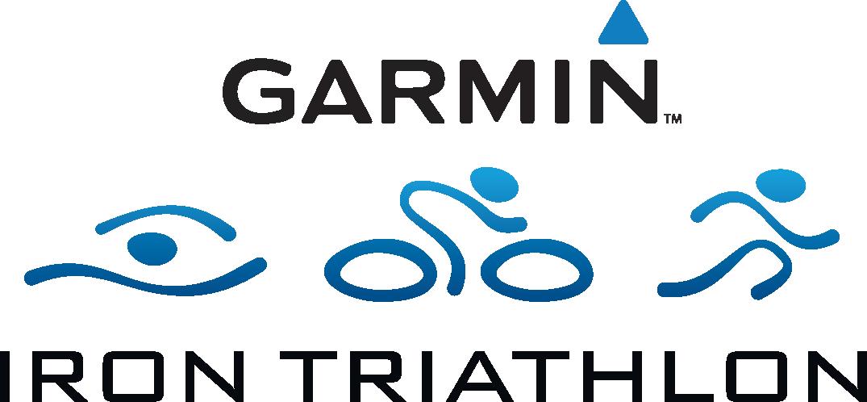 Logo Zawodów Garmin Iron Triathlon Chodzież 2019