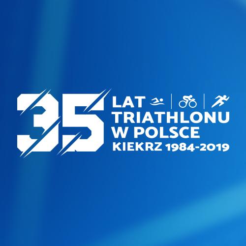 Logo Zawodów Triathlon Kiekrz 2019