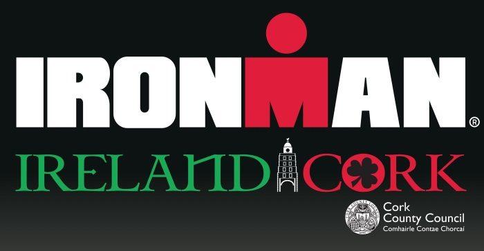 Logo Zawodów Ironman Ireland Cork 2019