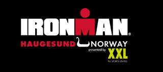Logo Zawodów Ironman Norway Haugesund 2019