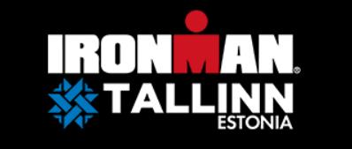 Logo Zawodów Ironman Tallinn Estonia 2019