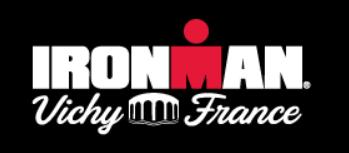 Logo Zawodów Ironman Vichy 2019