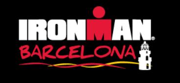 Logo Zawodów Ironman Barcelona 2019