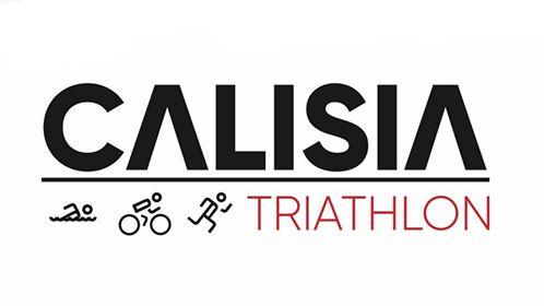 Logo Zawodów Calisia Triathlon 2019