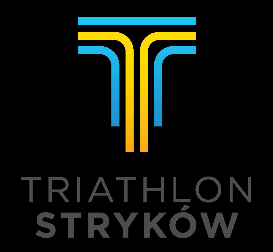 Logo Zawodów Triathlon Stryków 2019