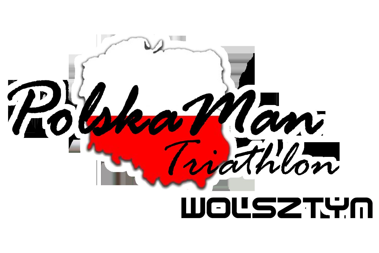 Logo Zawodów PolskaMan 2019