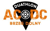 Logo Zawodów Duathlon ACDC 2019