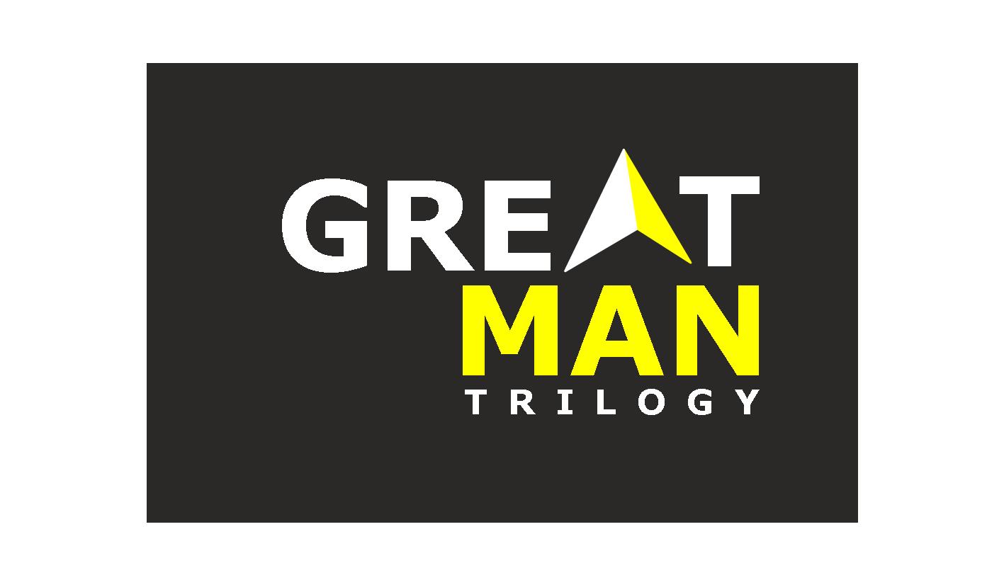 Logo Zawodów GreatMan Triathlon Śrem 2019