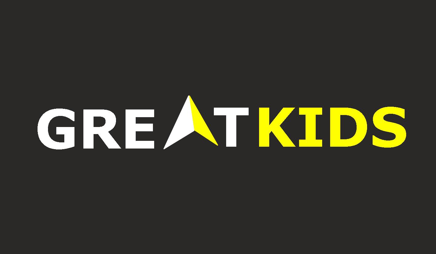 Logo Zawodów Greatkids Śrem Duathlon 2019