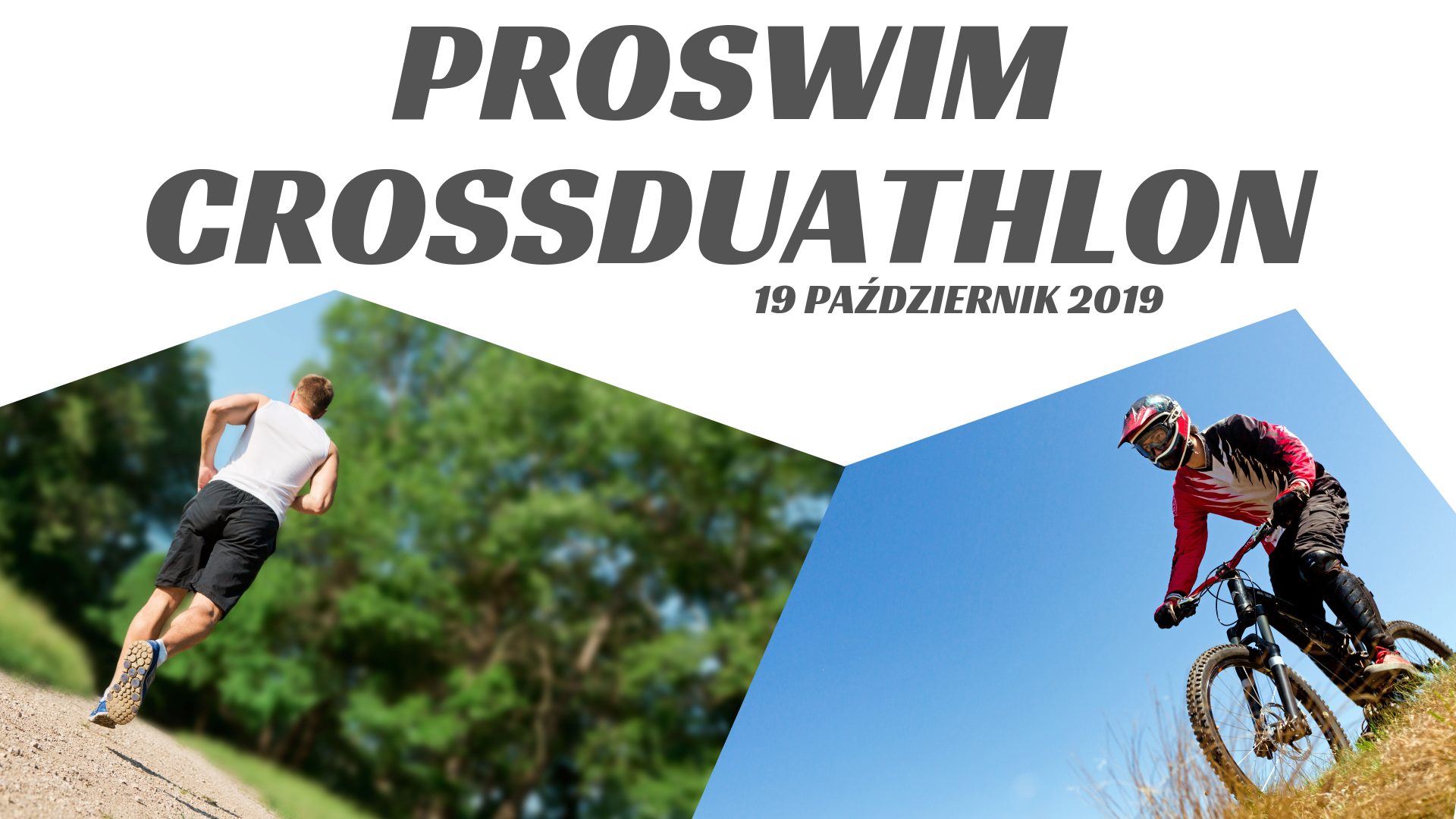 Logo Zawodów Proswim Crossduathlon 2019