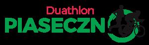 Logo Zawodów Duathlon Piaseczno 2019