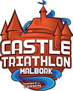 Logo Zawodów Castle Triathlon Malbork 2017