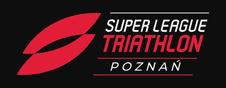 Logo Zawodów Super League Triathlon Poznań 2020