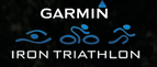 Logo Zawodów Garmin Iron Triathlon Nieporęt 2020