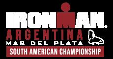 Logo Zawodów IRONMAN South American Championship 2019