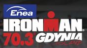 Logo Zawodów Enea Ironman 70.3 Gdynia 2020
