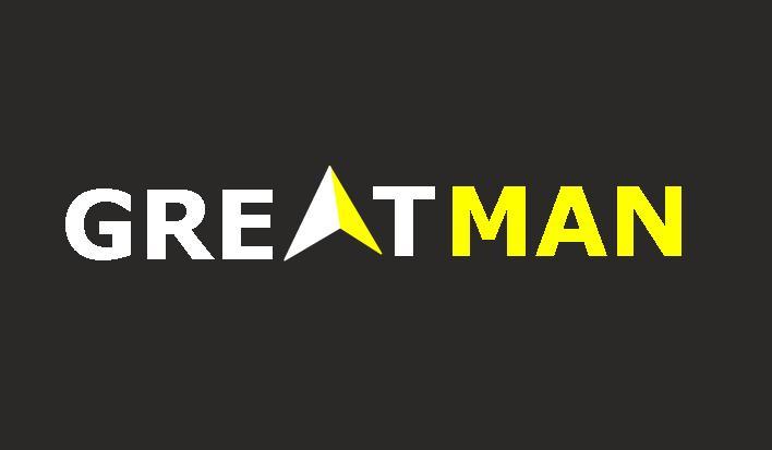 Logo Zawodów Greatman Śrem Triathlon 2020