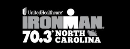 Logo Zawodów IRONMAN 70.3 North Carolina 2019