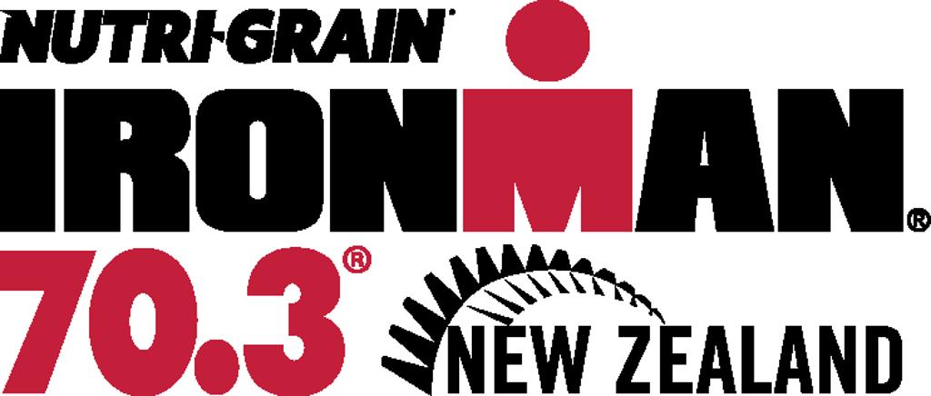 Logo Zawodów IRONMAN 70.3 New Zealand 2020