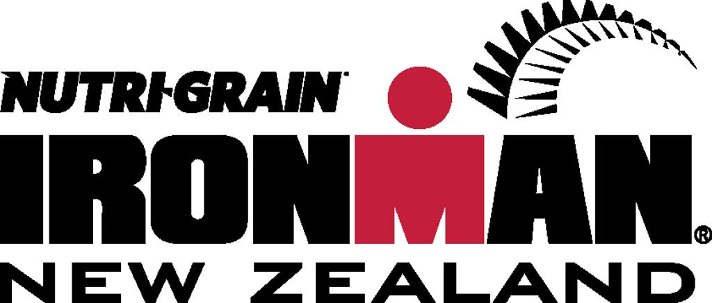 Logo Zawodów IRONMAN New Zealand 2020