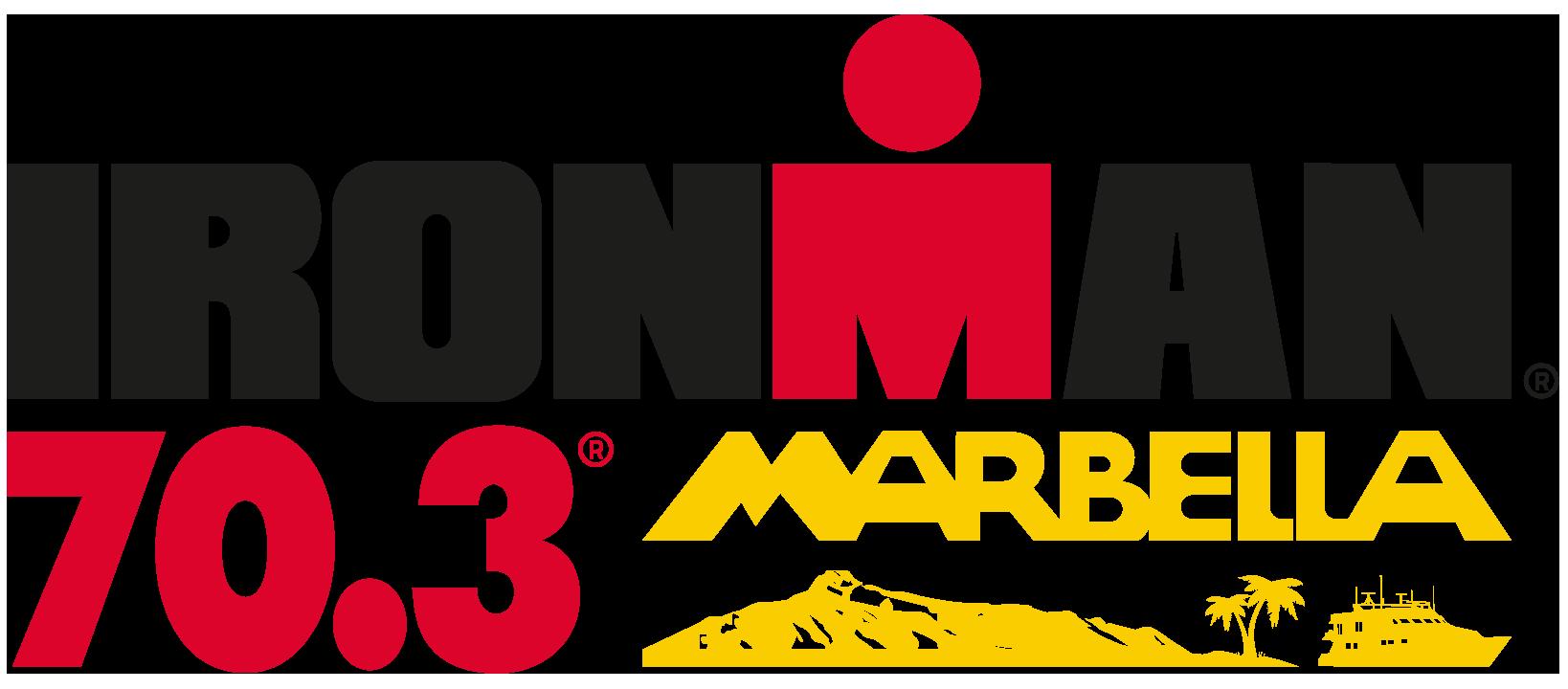 Logo Zawodów IRONMAN 70.3 Marbella 2020