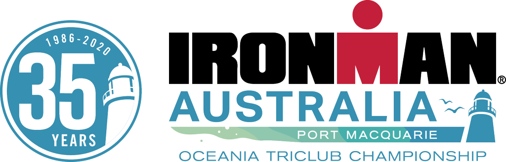 Contests Logo IRONMAN Australia 2020
