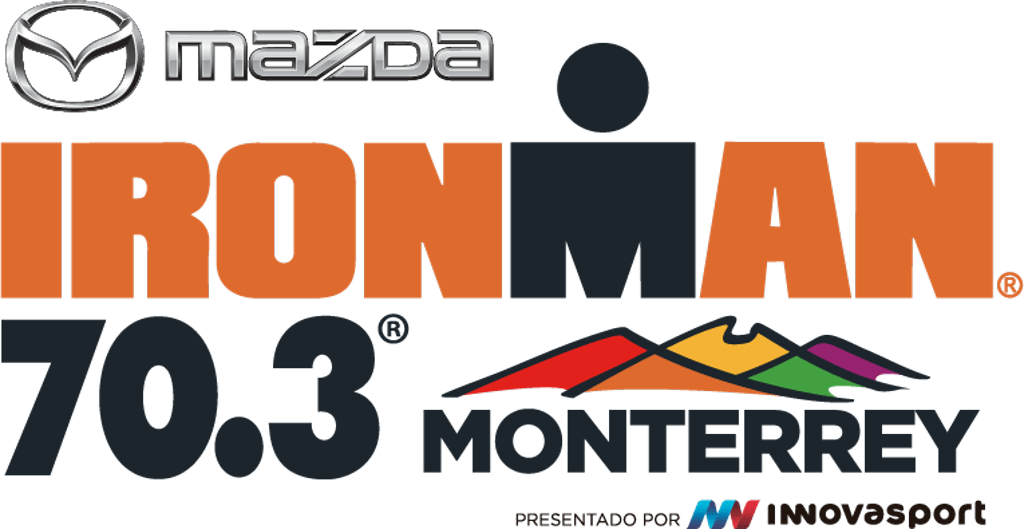 Logo Zawodów IRONMAN 70.3 Monterrey 2020