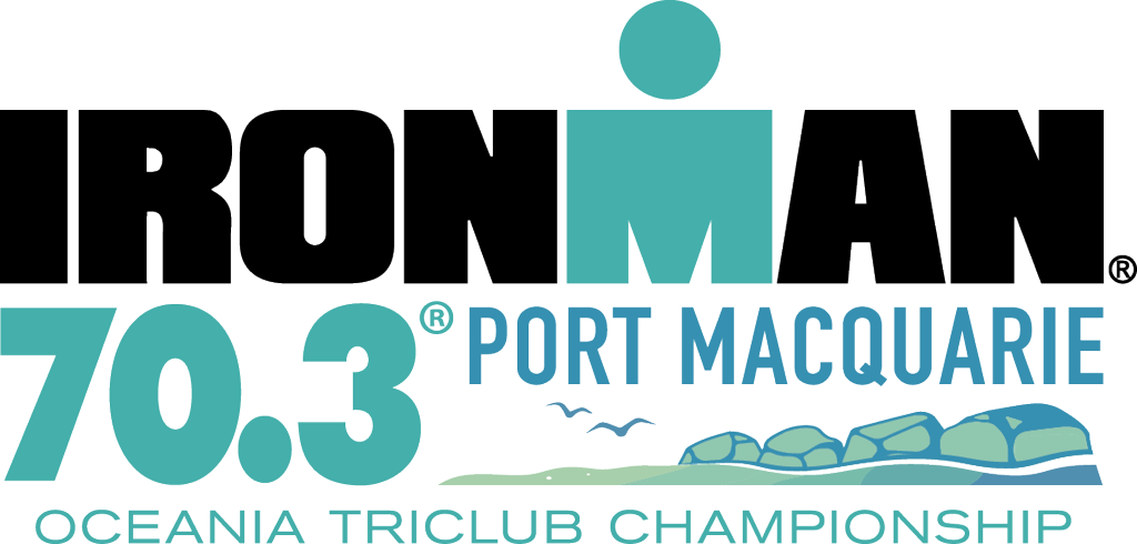 Logo Zawodów IRONMAN 70.3 Port Macquarie 2020