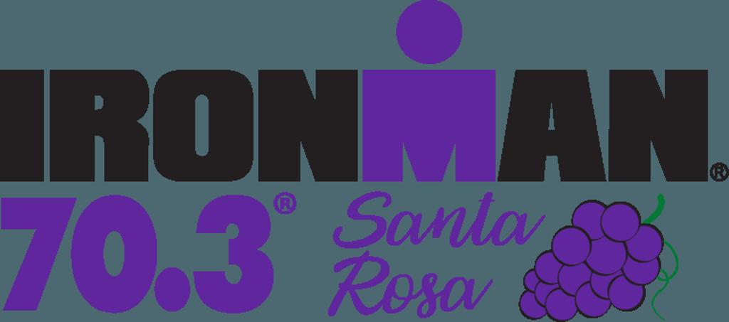 Logo Zawodów IRONMAN 70.3 Santa Rosa 2020