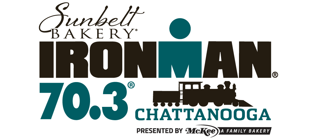 Logo Zawodów IRONMAN 70.3 Chattanooga 2020