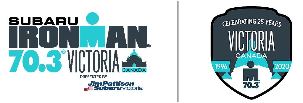 Logo Zawodów IRONMAN 70.3 Victoria 2020
