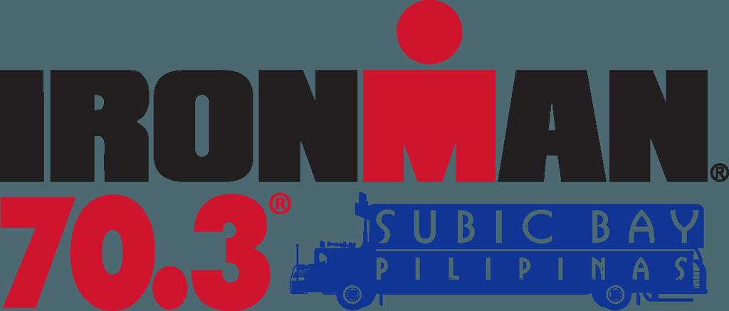 Logo Zawodów IRONMAN 70.3 Subic Bay Philippines 2020