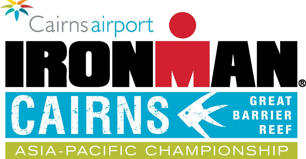 Logo Zawodów IRONMAN Cairns Asia-Pacific Championship 2020