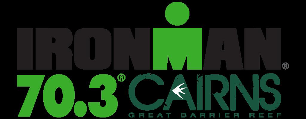 Logo Zawodów IRONMAN 70.3 Cairns 2020