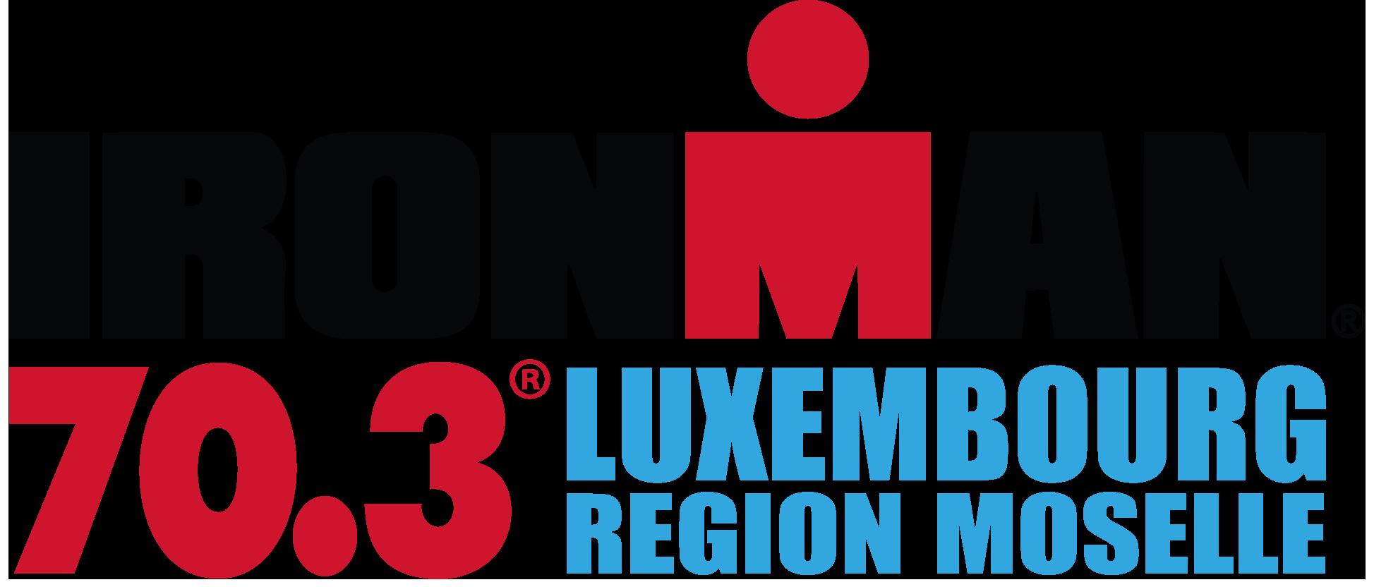 Logo Zawodów IRONMAN 70.3 Luxembourg 2020
