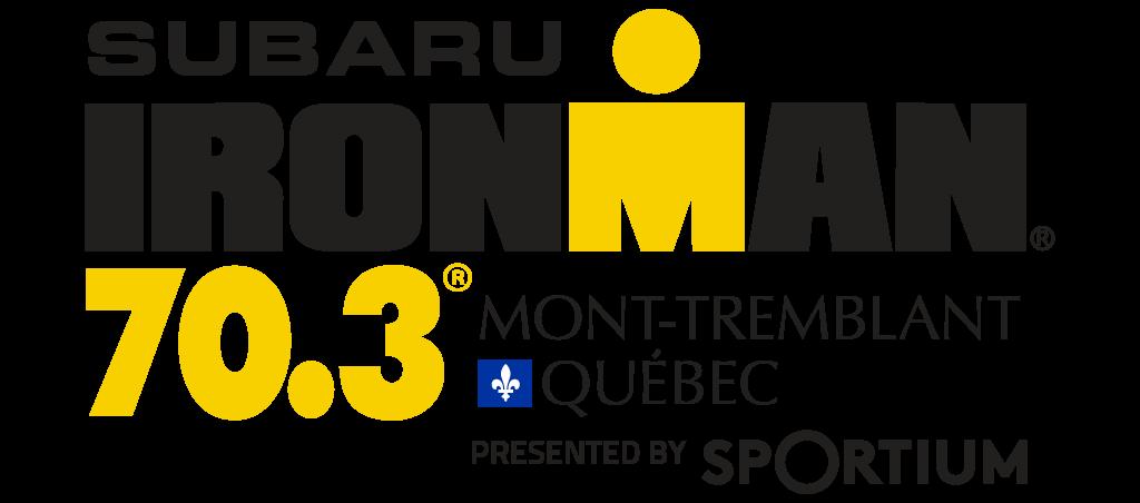 Logo Zawodów IRONMAN 70.3 Mont-Tremblant 2020