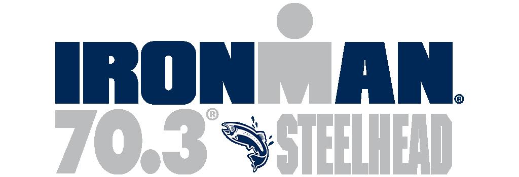 Logo Zawodów IRONMAN 70.3 Steelhead 2020