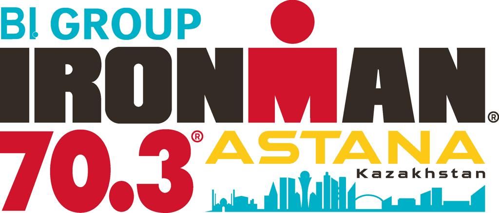 Logo Zawodów IRONMAN 70.3 Astana 2020