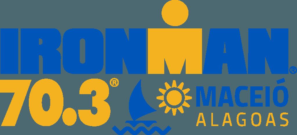 Logo Zawodów IRONMAN 70.3 Maceió 2020